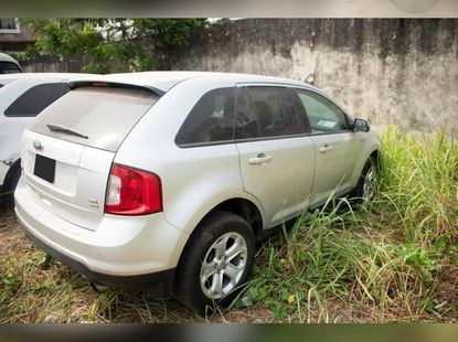 Ford Edge 2005 White for sale