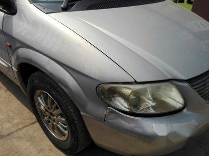 Chrysler Voyager 2003 Silver for sale