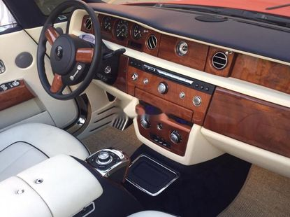 2016 Almost brand new Rolls-Royce Phantom Petrol for sale