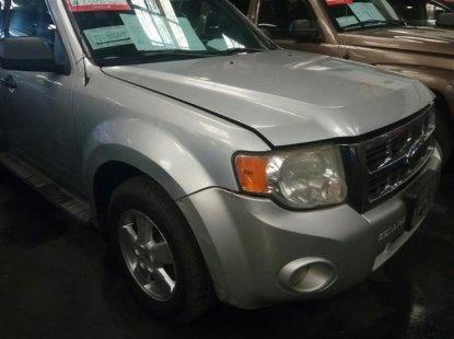 Used Ford Escape 2009 Silver For Sale