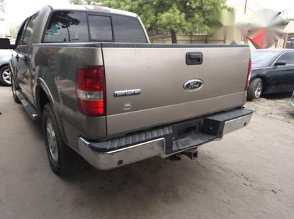 Tokunbo Ford F-150 2006 Silver for sale