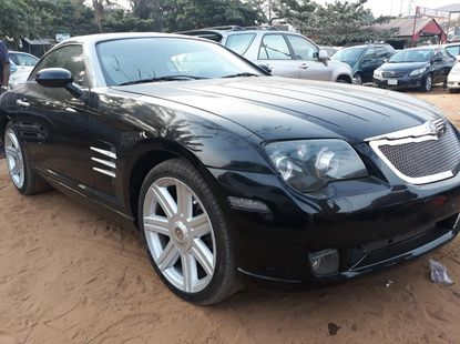 Chrysler Crossfire 2008 ₦4,300,000 for sale