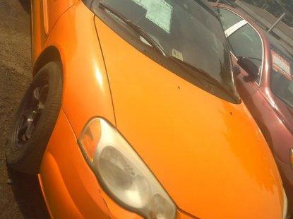 Chrysler Sebring 2005 Yellow for sale
