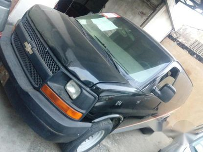 A Clean Chevrolet Express 2007 Black for sale