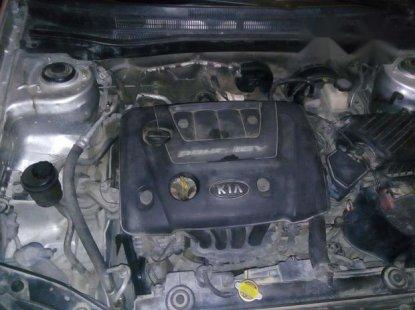 Kia Cerato 2007 Silver for sale