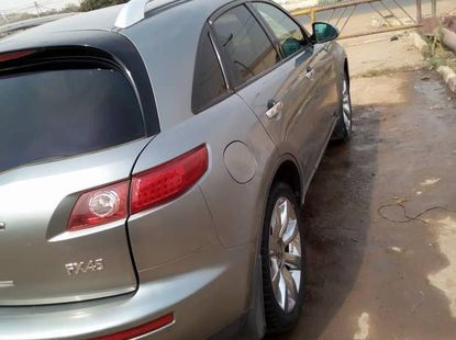 Infinti FX45 2008 Gray for sale