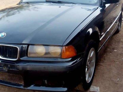 Clean BMW 118i 1998 Black for sale