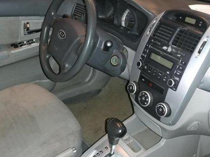 Kia Cerato GX 2007 Silver for sale