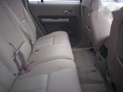 Clean Ford Edge 2007 Black for sale