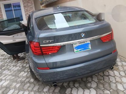 BMW 535i 2011 Gray for sale