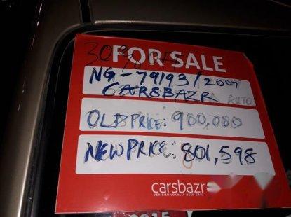 Affordable KIA Optima 2007 Gold for sale
