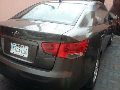 Kia Cerato 2012 Brown for sale