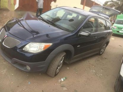 Pontaic Vibe 2006 Blue for sale