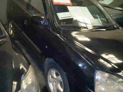 Kia Carens 2005 Black for sale