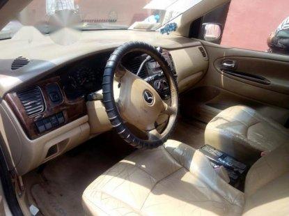 Mazda MPV 2001 Gold for sale