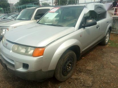 Saturn VUE 2004 Silver For Sale