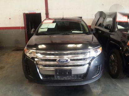 Ford Edge 2014 Blue for sale