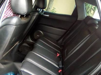 Neatly Used Mazda 626 2008 Black for sale