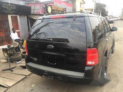 Tokunbo Ford Explorer 2003 Black for sale