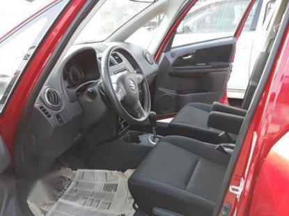 Tokunbo Suzuki SX4 2013 Red for sale