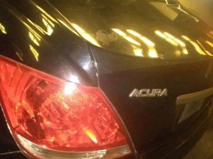 Acura Rl 2007 Black for sale
