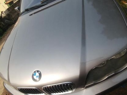 BMW 318i 2002 Gray for sale