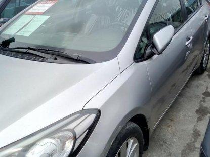 Clean Kia Cerato 2012 Silver for sale