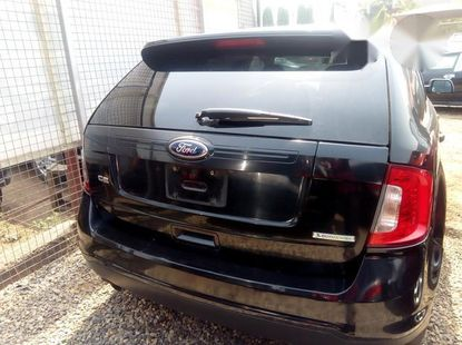 Ford Edge 2013 Black for sale