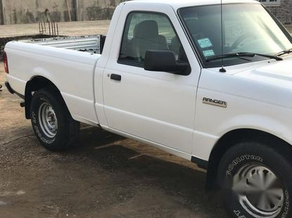 Ford Ranger 2010 White for sale