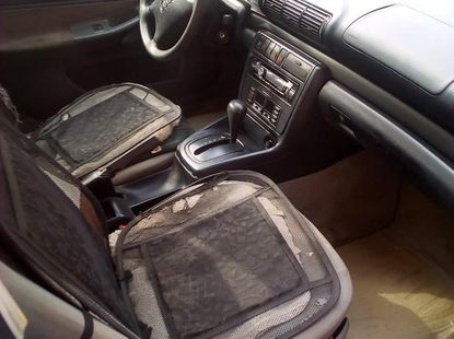 Audi A4 1996 Silver For Sale