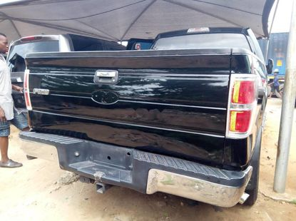Ford F-150 2010 Black for sale