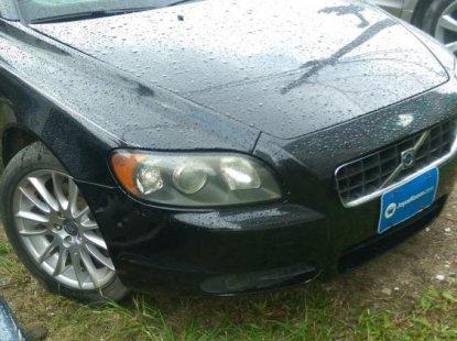 2008 Black Volvo C70 for sale