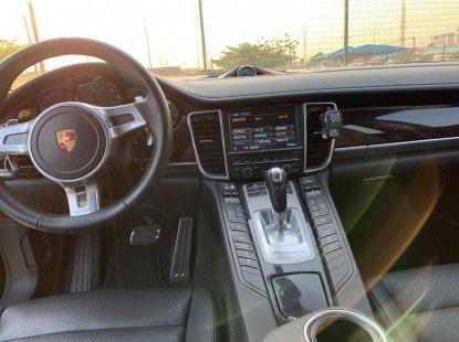 Porsche Panamera 2014 Petrol Automatic Black for sale
