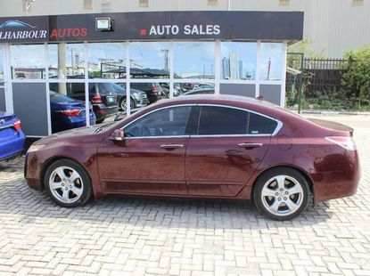 Acura TL 2010 Red for sale