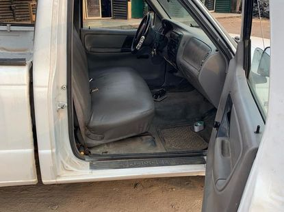 Nigeria Used Ford Ranger 1997 White for sale