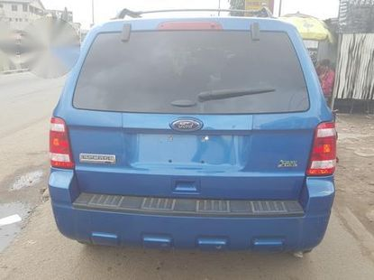 Ford Escape 2011 Blue for sale