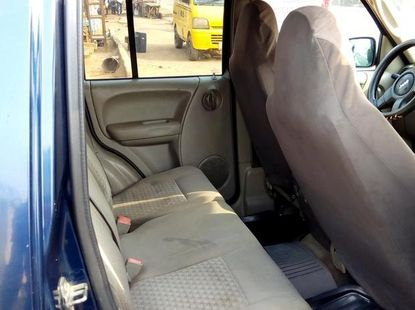 Jeep Liberty 2005 Blue for sale