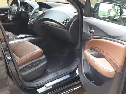 2018 Almost brand new Acura MDX Petrol for sale