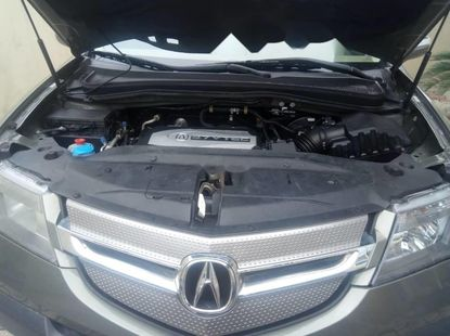 Almost brand new Acura MDX 2009 Grey for sale