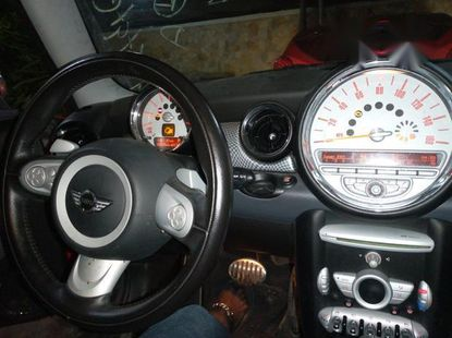 Tokunbo Mini Clubman 2009 Red for sale