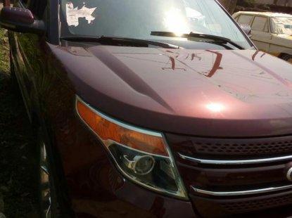 Ford Explorer Limited 2012 for sale