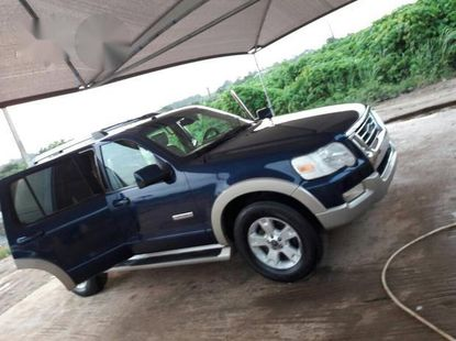 Ford Escape Hybrid 2008 Blue for sale