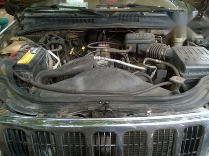 Neatly Used Jeep Grand Cherokee 1999 Gold for sale
