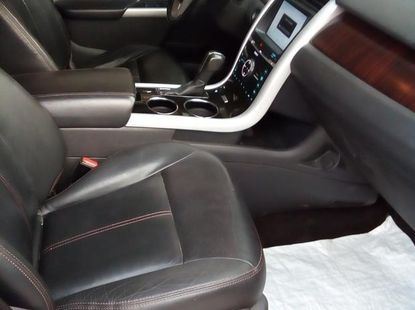 Used Ford Edge 2012 Blue for sale