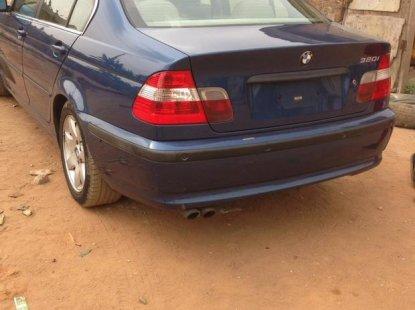 BMW 320i 2005 Blue for sale