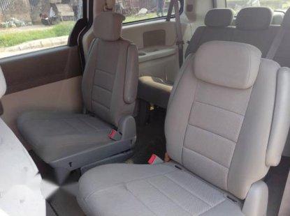 Dodge Caravan 2008 Gray