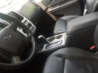 Very Very Neat Ford Edge 2007 Black for sale