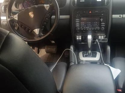 Porshe Cayenne 2009 Silver for sale