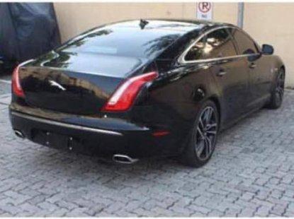 Tokunbo Jaguar Xj 2013 Black for sale
