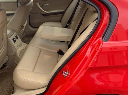 BMW 325i 2006 Red for sale